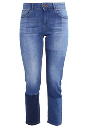Dorothy Perkins Slim Fit Jeans Blue Blue Denim