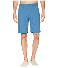 Hurley Dri Fit Chino Walkshorts 21 Blue Force