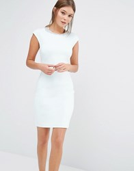 Ted Baker Betiana Embellished Bodycon Dress 37 Mint Green
