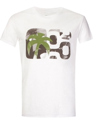 Osklen 'Neotropical' T Shirt White