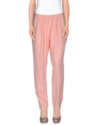 Won Hundred Trousers Casual Trousers Women Pink