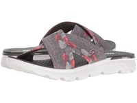 Skechers On The Go 400 Tropical Gray Women's Sandals