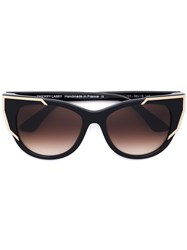 Thierry Lasry 'Butterscotchy' Sunglasses Black