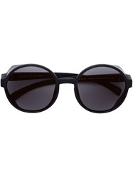 Mykita Round Shaped Sunglasses Black