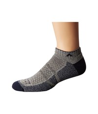 Wigwam Cool Lite2 Hiker Pro Low Light Grey Low Cut Socks Shoes Gray