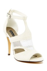 Michael Antonio Lukka Heeled Sandal White