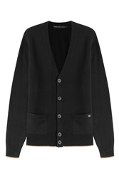 Marc By Marc Jacobs Cashmere Cardigan Black