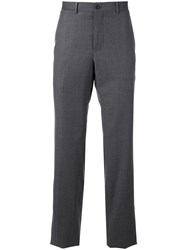 Kent And Curwen Classic Dress Trousers Grey