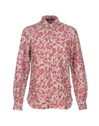 Meltin Pot Shirts Shirts Men Garnet