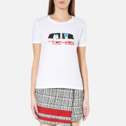 Karl Lagerfeld Women's Fly With T Shirt White