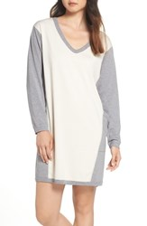 Naked Jane Sleep Shirt Macadamia