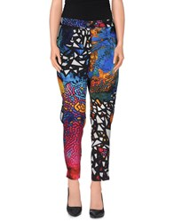 Macchia J Trousers Casual Trousers Women Bright Blue