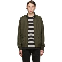 Frame Green Harrington Jacket