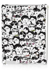 Lanvin Printed Ipad Cover White