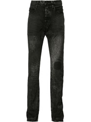 Prps Straight Jeans Black