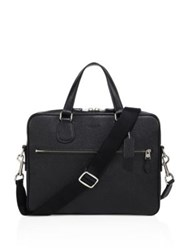Coach Textured Leather Bag Black