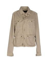 Museum Coats And Jackets Jackets Women Beige