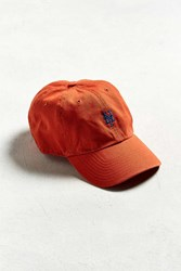 47 Brand '47 New York Mets Micro Logo Baseball Hat Orange