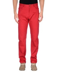 Seventy Casual Pants Red