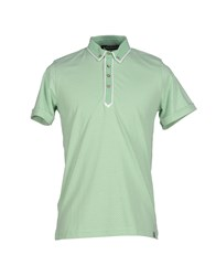 Duck And Cover Topwear Polo Shirts Men Light Green