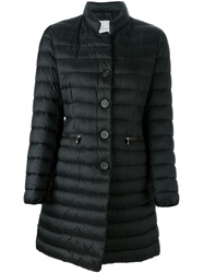 Moncler 'Anjony' Padded Coat Black