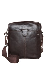 Marc O'polo Across Body Bag Dark Brown