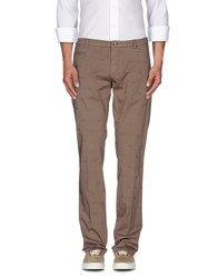 Altea Trousers Casual Trousers Men Dark Brown