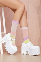Nasty Gal Stance Simplicity Sock