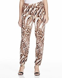 Basler Animal Print Pants