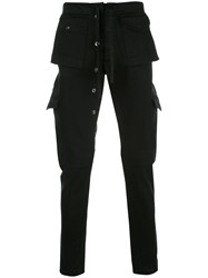 Greg Lauren Tapered Flap Pocket Trousers 60