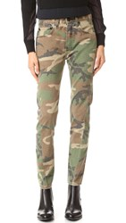 Rag And Bone Rbw12 Camo Jeans