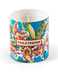 Seletti Toiletpaper Candle Flower With Holes Various