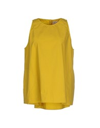 Douuod Topwear Tops Women Yellow