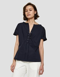 Farrow Julian Shirt In Midnight