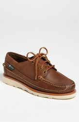 Eastland Men's 'Stoneham 1955' Boat Shoe British Tan