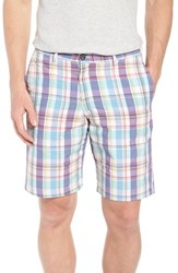 Tommy Bahama Make It A Duble Classic Fit Reversible Shorts Maritime