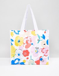 Ban.Do Bloom Print Shopper Bag Multi