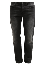 Bench Snare V22 Slim Fit Jeans Dark Rinse Black Denim