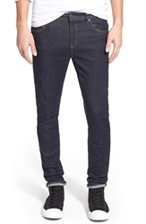 Men's Cheap Monday 'Tight' Skinny Fit Real Blue