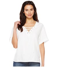 Ag Adriano Goldschmied Kelly Top True White Women's Clothing