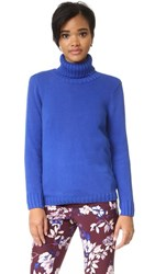 525 America Turtleneck Sweater Ultramarine