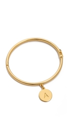Kate Spade Charm Letter Bangle Bracelet