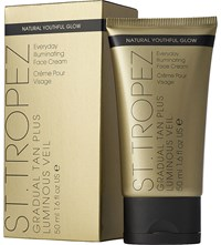 St. Tropez Gradual Tan Plus Luminous Veil Face Cream 50Ml