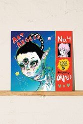 Urban Outfitters Grimes Art Angels Lp Black