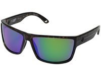 Spy Optic Rocky Classic Tort Happy Bronze W Green Spectra Fashion Sunglasses