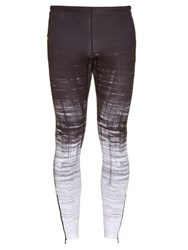 Peak Performance Lavvu Performance Leggings Black Multi