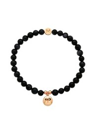 Melissa Odabash Rose Gold Crystal Aries Bracelet Rose Gold