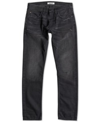 Quiksilver Quicksilver Distortion Oldy Slim Fit Jeans Moonless Night