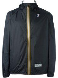 K Way Les Art Ists 'Anthony' Jacket Black