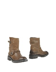 Catarina Martins Ankle Boots Cocoa
